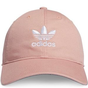 NWT! Adidas cotton Twill relaxed cap pink spirit